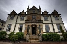 vintage houses in scotland - Google Search