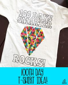 100th day t-shirt id