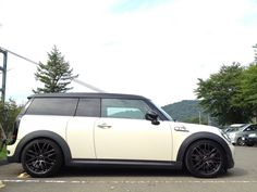 #mini #coopers #clubman #r55