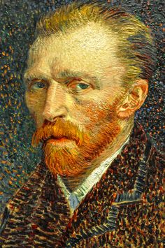 Todos os tamanhos | Vincent van Gogh - Self Portrait, 1887 at Art Institute of Chicago IL | Flickr – Compartilhamento de fotos!