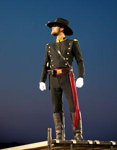 Troopers.  Photo by John Matter. #drummajor #DCI