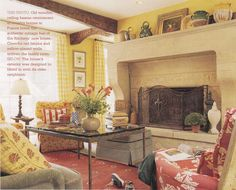 DC residence, Interior Design Sue Alefantis, Architect Walter Lynch. Published Country French Decorating by Better Homes & Gardens Spring Summer 2006