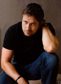 hello handsome #GerardButler