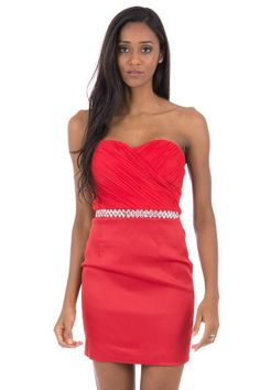 Ruched Bust Sparkly Dress with Diamante Detail Listing in the Dresses,Womens Clothing,Clothes, Shoes, Accessories Category on eBid United Kingdom