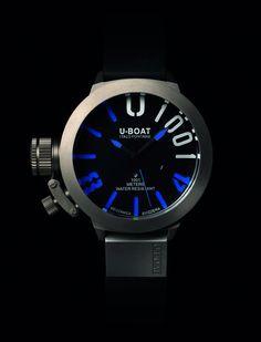 U-Boat #Diving #Swiss #Watch