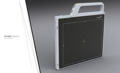 Portable detector for RAYENCE
