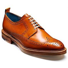 2. Brown Leather Brogues - A timeless edition here. No man should be without a pair of brown leather brogues. Smart, casual the ultimate edition to any mens fashion catalogue.
