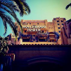Tower of Terror - Disneyland California Adventure