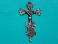 Detailed Roman Cross 2.5x4.25 $10.95