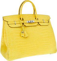 Hermes Birkin Bag: Beautiful dress can't be less handbag