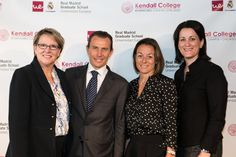 Kendall College Launches an Internationally Immersed Sports Management Concentration in Partnership with Spain's Real Madrid, Universidad Europea #sports #realmadrid #spain #chicago #hospitality