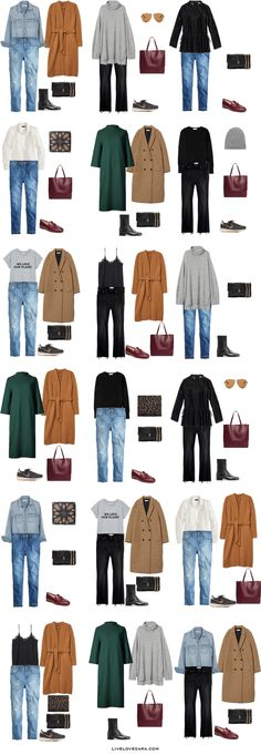 If you are wondering what to pack for a 10 day vacation to Germany, you can see some outfit ideas here. What to Pack for Germany Packing Light List | What to pack for Germany | What to Pack for Europe | What to Pack for Autumn | Packing Light | Packing List | Travel Light | Travel Wardrobe | Travel Capsule | Capsule | Germany | Europe