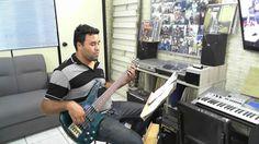 Country man - Dan Dean - Luiz Augusto Lopes - Bass Guitar