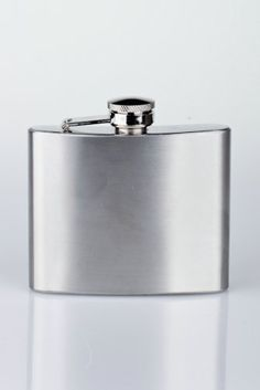 Mirror Finish High Quality Stainless Steel  8oz Hip Flask Biker Liquor HIP-0024