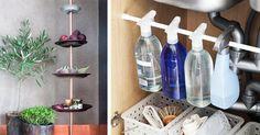 Nie wieder aufräumen! Diese 15 genialen Tricks mit Duschstangen erleichtern deinen Alltag enorm!