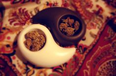 Yin Yang Pipes. So dope to have with your best friend <3