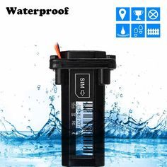 Waterproof Builtin MINI Battery GSM GPS tracker 4