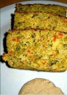 Recette de Terrine de légumes aux flocons