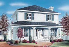 Casa plan W4756