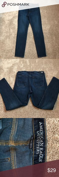 American Eagle Hi Rise Jegging 360 Stretch. Hi Rise Jegging X4. Great Condition. American Eagle Outfitters Jeans