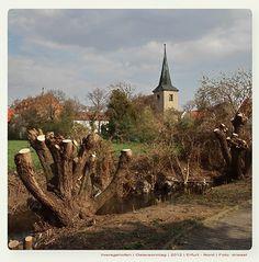 Osterpaziergang durch Erfurt Nord! | Selbst viele Erfurter d… | Flickr - Photo Sharing!