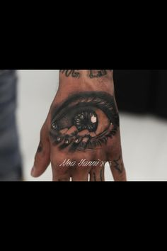 The Eye done By Noa Yannì