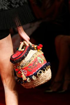 Dolce & Gabbana - Spring 2015 Ready-to-Wear - Look 165 of 175