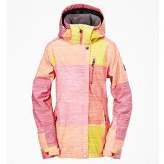 Roxy Redwood Insulated Snowboard Jacket (Women's) | Peter Glenn