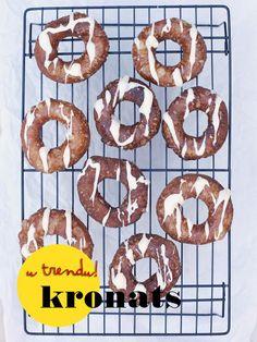 Svet je poludeo za kronatsima! U novom broju donosimo vam recept kako biste ih i vi probali. Javite utiske   http://mezze.rs/novembar-2013/ Str. 107-111.