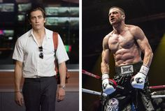 Jake Gyllenhaal is unrecognizable!  From Nightcrawler to WOW for the upcoming boxing film Southpaw  |  Movie Facts Inc.