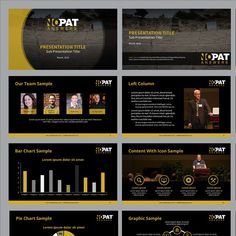 NPA Ppt/Keynote by Flatmilter