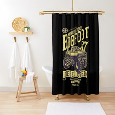 'best husky dad ever ' Shower Curtain by Curtains, Shower, Prints, Surfing, Big, Rain Shower Heads, Blinds, Showers, Surf