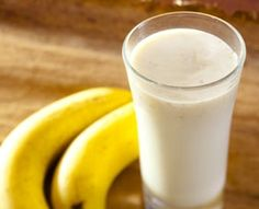 hangover remedy - banana honey smoothie...  Ingredients:  •1 ripe banana  •1/2 cup non-fat yogurt  •1 tbs honey  •1 cup ice, crushed    Preparation:  Combine ingredients and blend until smooth.