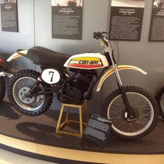 1976- Can Am 125MX