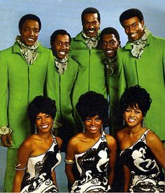 Diana Ross & The Supremes with The Temptations.