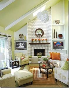Ideas How To Decorate A Room With Vaulted Cathedral Ceiling