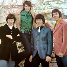The Tremeloes – My Little Lady (LP CBS – S 63 Production Mike Smith. The Tremeloes is a British rock and roll band formed in 1958 in Dag… Play That Funky Music, Rock And Roll Bands, Pop Bands, The Tremeloes, Mystery Date, Romper Room, Feelin Groovy, Mike Smith, Swinging London