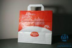 bolsas de papel estucado para alimentación