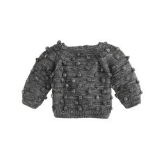 Baby Misha and Puff™ popcorn sweater : New Arrivals | J.Crew