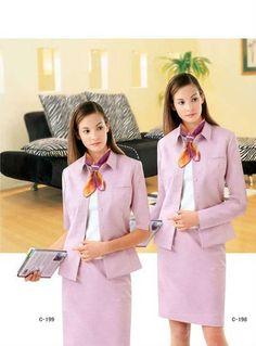 #hotel reception uniform, #hotel design uniform, #hotel staff uniform
