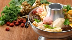 How to cook Chicken Steamboat with Knorr?