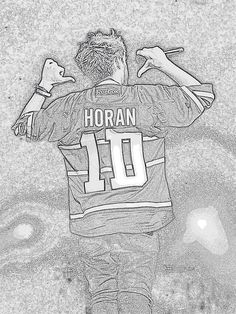 57 Trendy Baby Names Irish Niall Horan One Direction Fan Art, One Direction Drawings, One Direction Niall, One Direction Pictures, Drawing Sketches, Art Drawings, Desenhos One Direction, Irish Leprechaun, Naill Horan
