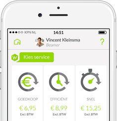 Met Wuunder verstuur en ontvang je documenten, pakketten en pallets met je mobiel. Altijd tegen de beste prijs en makkelijk te volgen. Download de app hier!