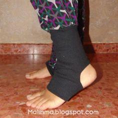 Malihma: Puños destalonados y sarouel mrdm