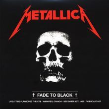 Disco de Vinil Metallica - Fade To Black
