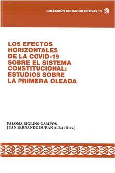 Los efectos horizontales de la COVID-19 sobre el sistema constituciona Fundación Manuel Giménez Abad de Estudios Parlamentarios y del Estado Autonómico, 2021 Boarding Pass, Fields, Zaragoza, Studios, Law
