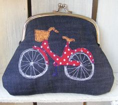 BICYCLE PURSE
