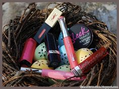 My Top 7 Favorite Lip Products for Spring! ☼