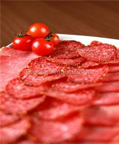 Gypsy Salami, Stick Meat Products, Gypsy, Bacon, Vegetables, Food, Essen, Vegetable Recipes, Meals, Yemek