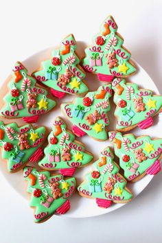 Sweeten your day.: Christmas cookies for kids party!
